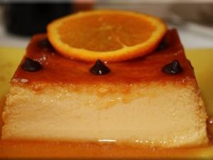 flan-rapido-de-naranja